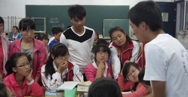 2013年砂河中学暑期社会实践2