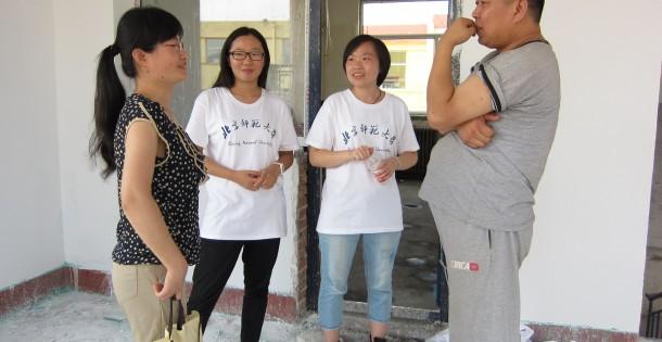 2013年砂河中学暑期社会实践3