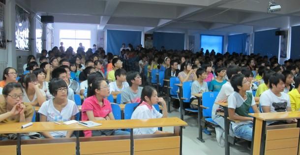 2013年内蒙古赤峰箭桥中学实践3